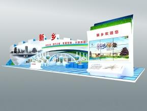 新乡展览模型