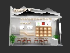 竹林眾生展覽模型