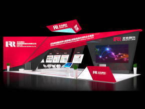北京利尔展览模型
