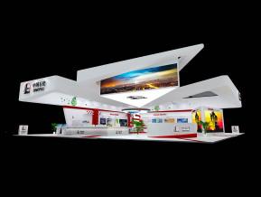 中石化展览模型