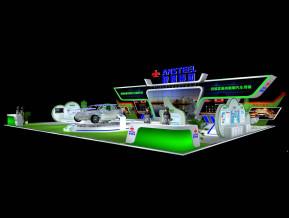 鞍鋼展覽模型