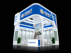 亚都医疗展览模型