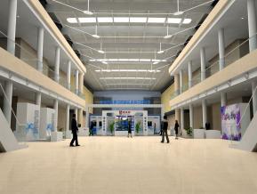 天津梅江会展中心登录大厅