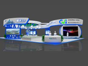 机场集团展览模型