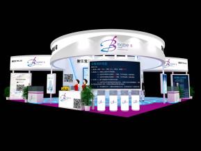 寶美科技展覽模型