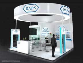 DAPS展覽模型