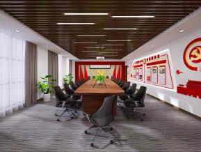 党建会议室红色课堂
