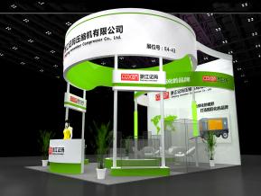 浙江记玛展览模型