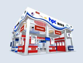 hpc 翰发展览模型