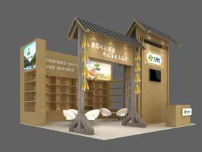 生態桹倉展覽模型