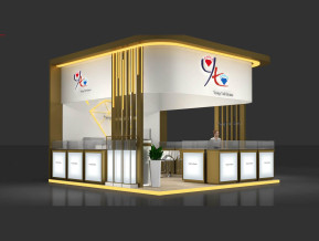 Yongtai展览模型