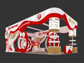 紅瑞健康產業展覽模型