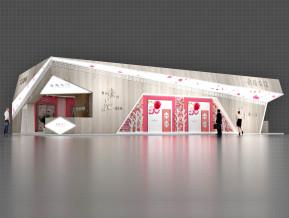 安居名门展览模型