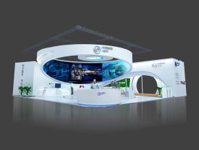 中国航发展览
