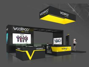 VOOPOO展覽模型