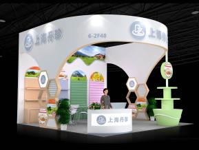 上海丹珍展览模型