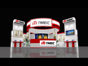 TMEIC展览模型