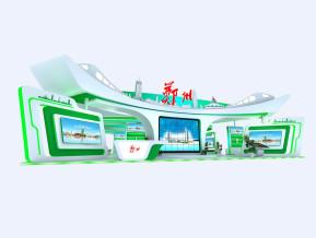 郑州展览模型