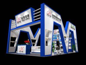 台湾总馨展览模型