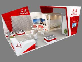 昊南展览模型