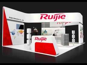 Ruijie展览展示模型
