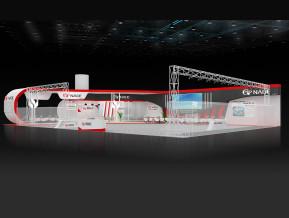 NADE纳德展览模型