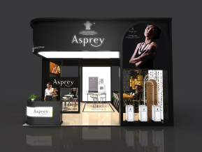 Aspray展览模型