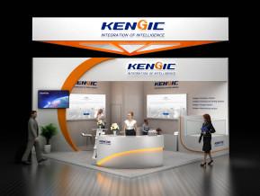 KENGIC印度IWS展科捷智能