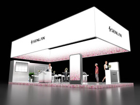 SENLAN森澜展览模型