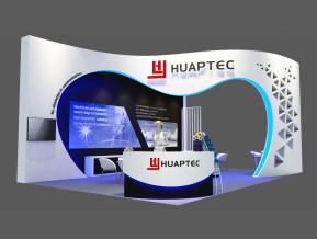 HUAPTEC展览模型