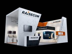 RAISECOM展览模型