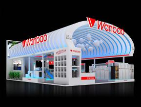 萬寶Wanbao展覽模型