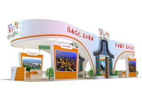 活力廣東展覽模型