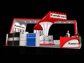 凯美尔展览模型