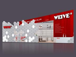 偉業陶瓷WEIYE展覽模型