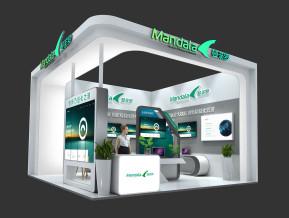 曼荼罗展览模型