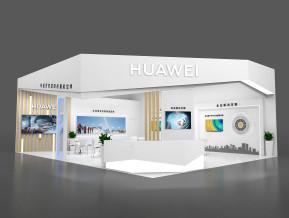HUAWEI华为展览模型