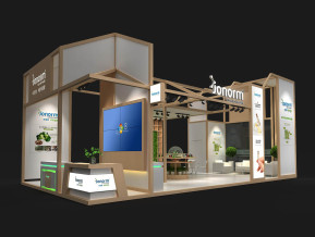 中农牧展览模型