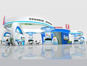 宜昌展览模型