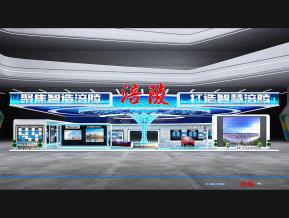 涪陵区展览模型