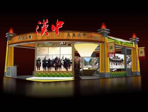 汉中展览模型