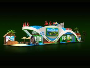 海南展览模型