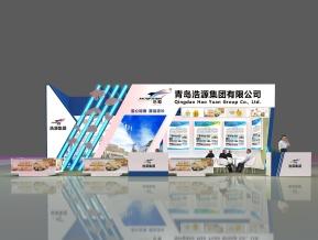 浩源集团展览模型