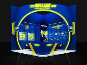 EWE展览模型