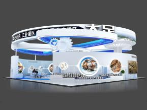 大足展览模型