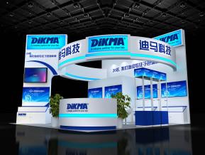 迪马科技展览模型
