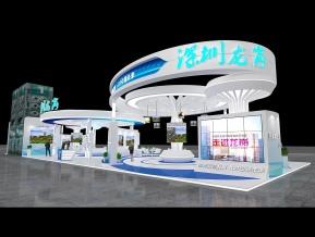 深圳龙岗展览模型