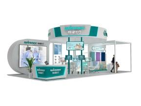 稳健医疗展览模型