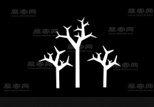3D树模型