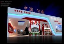 中国河南展览模型图片